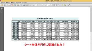 pdf ちゃんと印刷できない windows7